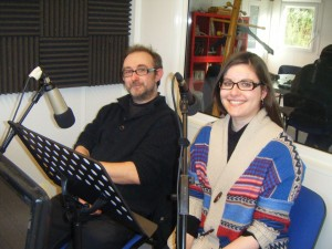 Michaël Moslonka et Miléna Zahalka - mars 2015