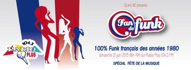 funk français spécial Fan de funk