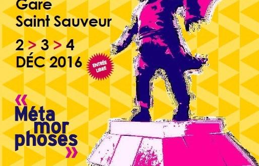 """Affiche festival """"Escales hivernales"""" 2016"""