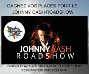 Johnny cash roar show