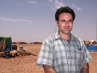 Iraq War Reporter Dahr Jamail