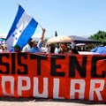 Anti-coup Protest in Honduras