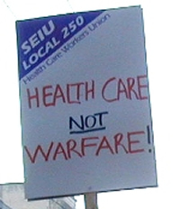 Election '08: Can Politics and Healthcare Mix?