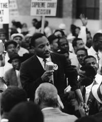 Beyond the Dream: MLK and the Anti-War Movement