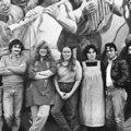 Chilean wind ensemble Grupo Raiz in the early 1980s.