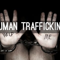 Women Rising 30: International Slavery and Human Trafficking