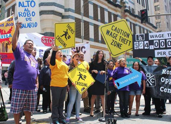 A Look at Labor Organizing, and Worker and Immigrant Rights