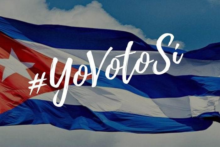 Yo voto sí