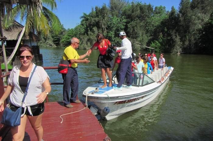Promueven turismo de naturaleza en Ciénaga de Zapata