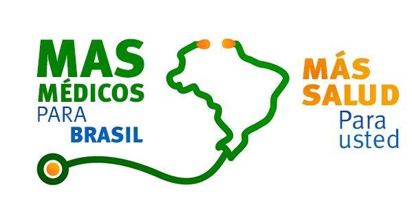 Más médicos Brasil
