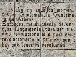 El Che: Guerrillero de la estrella solidaria