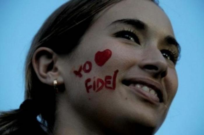 Fidel nos enseñó que sí se puede