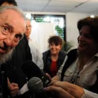 El Fidel que vi