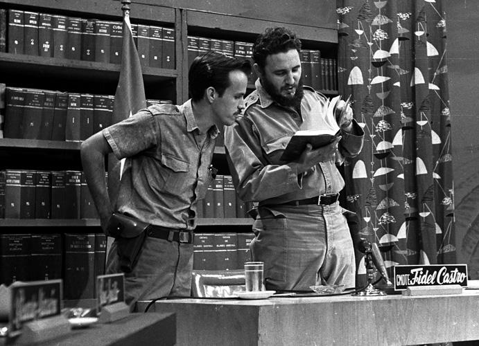 Fidel Castro: escultor de ideas