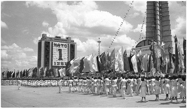 Cuba avanza con el pueblo