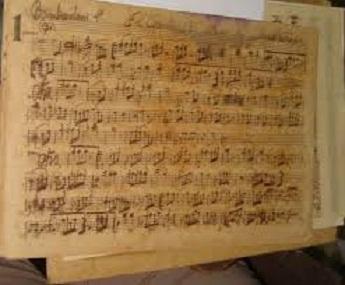 Conservan 30 partituras de Aniceto Díaz, creador del danzonete