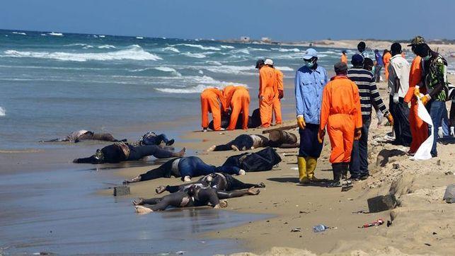Aumenta muerte de inmigrantes en mar Mediterráneo