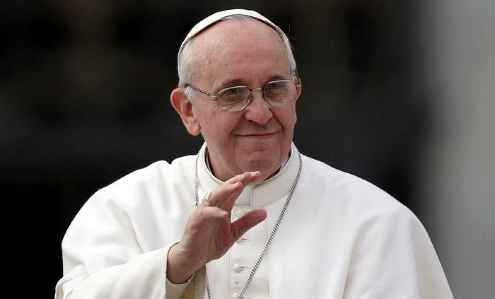 Papa Francisco otra vez entre los candidatos al Nobel de la Paz