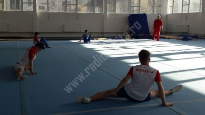 antrenament lot juniori gimnastica Resita (7)