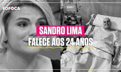 Sandro Lima faleceu
