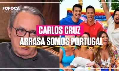 Carlos Cruz critica Somos Portugal