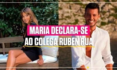 Maria Cerqueira Gomes elogia Ruben Rua
