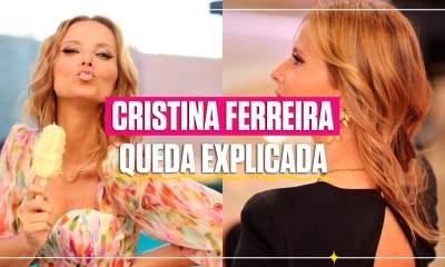 Cristina Ferreira em queda, TV7Dias explica tudo!