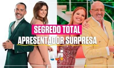 Surpresa, TVI guarda em segredo o apresentador até à estreia!