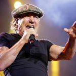 """Spevák AC/DC BRIAN JOHNSON vydá autobiografiu """"The Lives of Brian"""""""