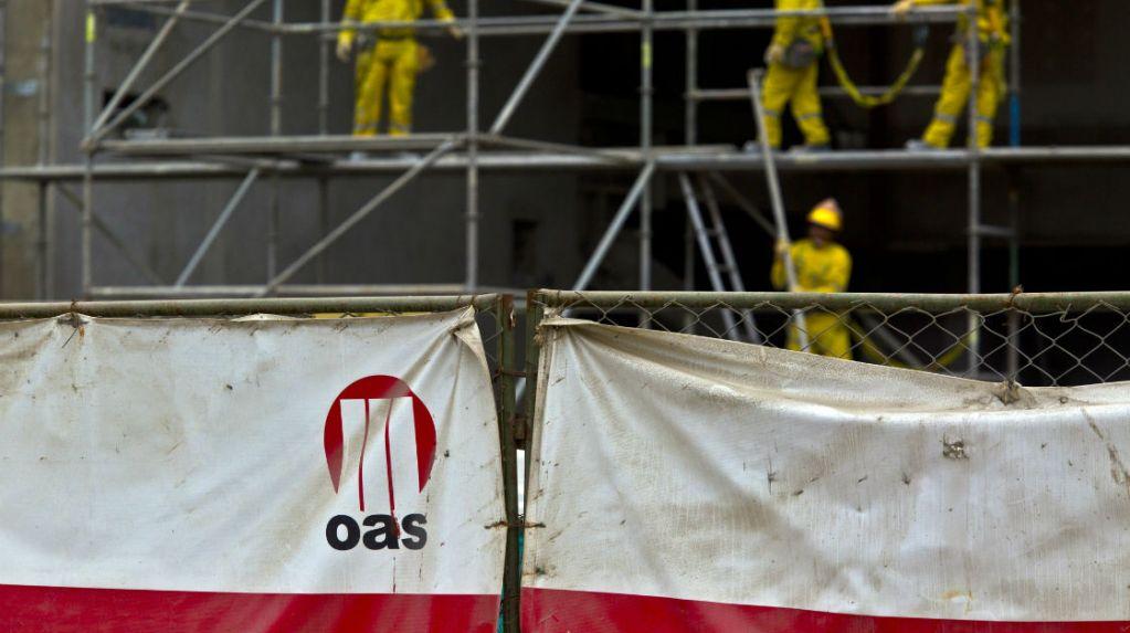 Resultado de imagem para OAS empresa
