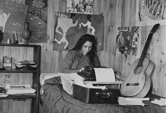102 años de la indócil Violeta Parra