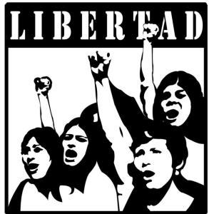 mujer libertad igualdad