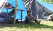 SAN ANDRÉS, PETÉN: AMENAZAS DE DESALOJO FORZADO Y VIOLENTO IMPULSAN QUE FAMILIAS GUATEMALTECAS BUSQUEN REFUGIO EN MÉXICO.