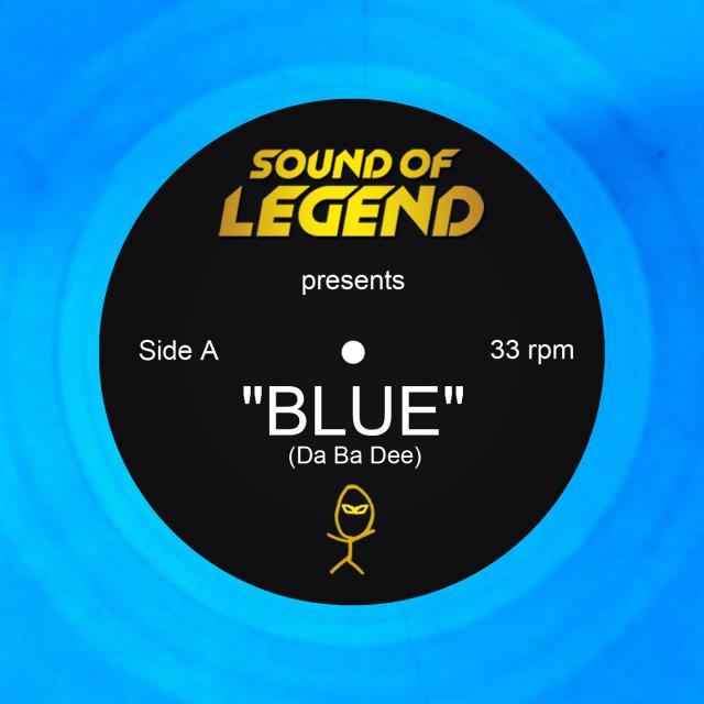 """Résultat de recherche d'images pour """"sound of legend - blue (da ba dee)"""""""