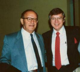 Prof. Keith Schoville & Prof. Menachem Mansoor,