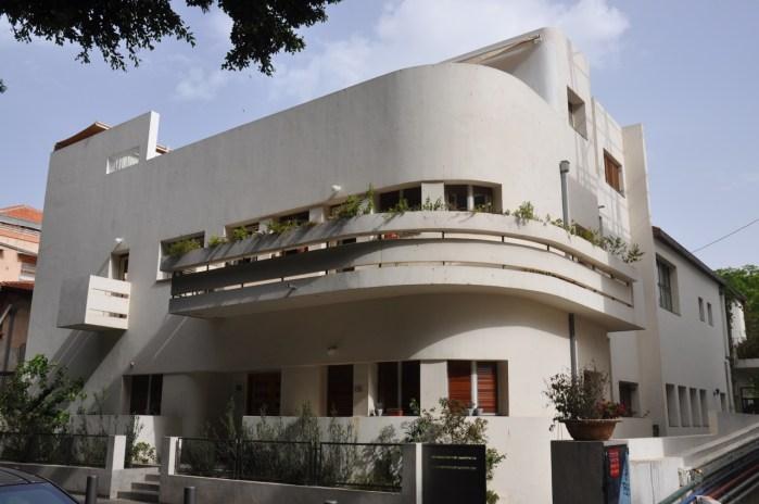 Ángel Borrego: un arquitecto español en Israel