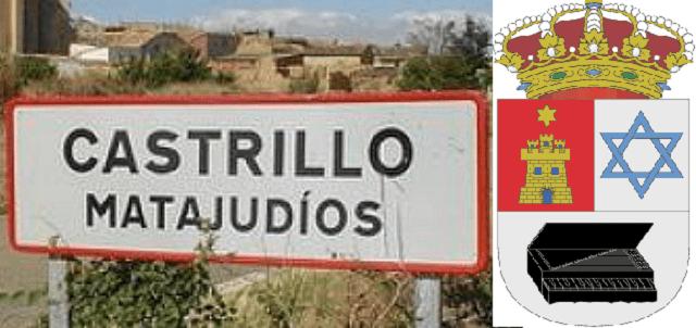 Castrillo no mata judíos, con el alcalde Lorenzo Rodríguez Pérez