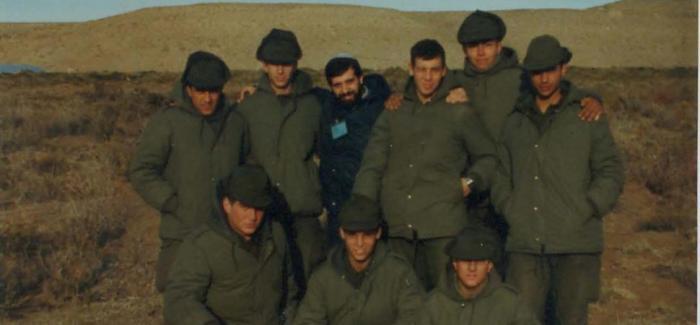 Catalina Dembosky y la ayuda a los soldados judíos de la Guerra de Malvinas