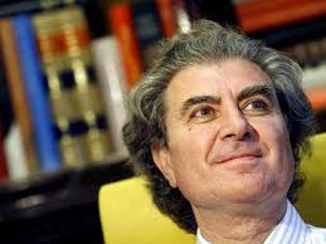 "César Antonio Molina, Premio ""Corona de Esther"" 2014"
