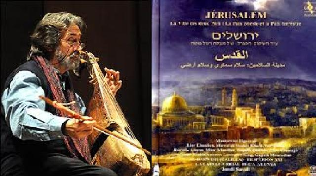 Jerusalén, la ciudad de dos paces