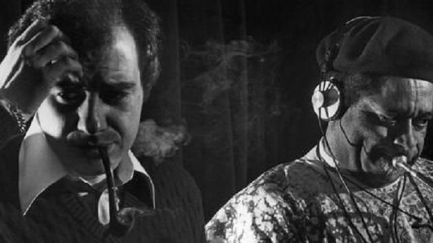 Lalo Schifrin (II): junto a Dizzy Gillespie