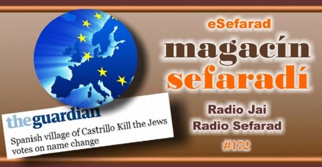 La actualidad de Castrillo y de la Nacionalidad Española para Sefardíes