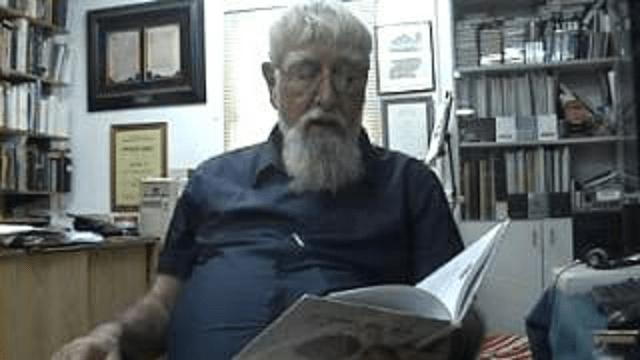 Un poema de Avner Perez, en judeoespañol, desde el CIDICSEF de Buenos Aires
