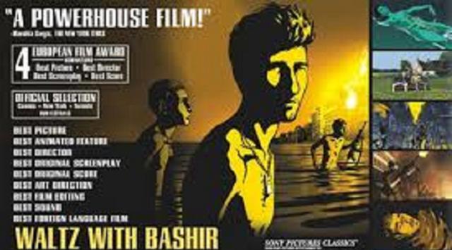 """Vals con Bashir"" (2008, Israel-Alemania-Francia), de Ari Folman"