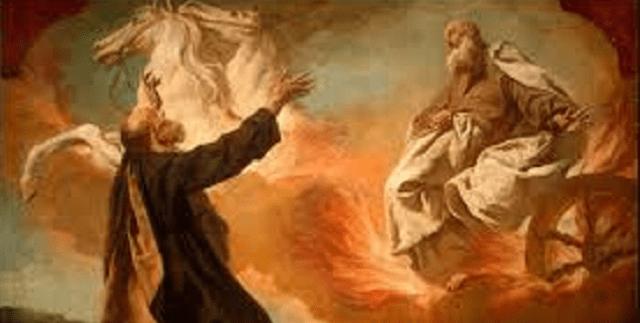 Me llamo como el profeta (XI): Elías (Eliyahu)