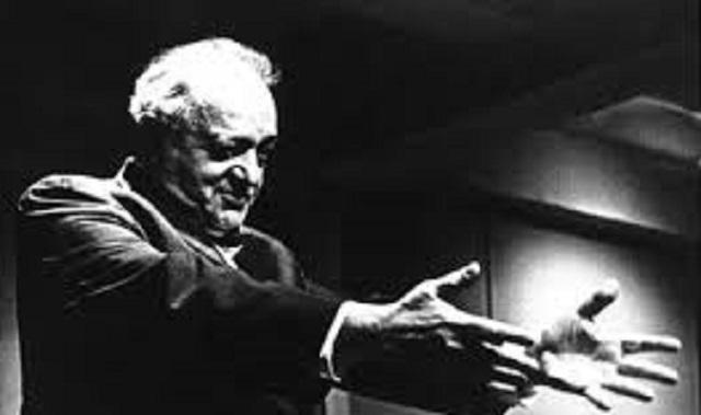 Jacob Levy Moreno, el padre del psicodrama y la sociometría
