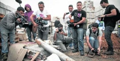 Periodistas-en-Gaza