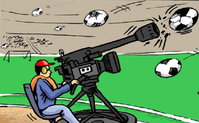 Entre el fútbol y la muerte