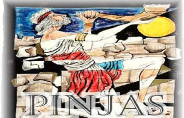 Pinjás, con el rabino Moshé Bendahan