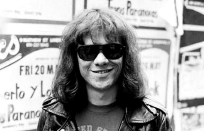 Se nos fue Tommy (Z''L), el último de los Ramones originales
